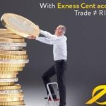 EXNESS CENT ACCOUNT IS THE BEST ACCOUNT FOR TRADING BEGINNERS IN 2020