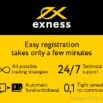 Exness standard account review